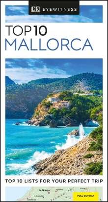 Dk Eyewitness: DK Eyewitness Top 10 Mallorca, Buch