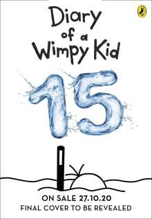 Jeff Kinney: Diary of a Wimpy Kid 15. The Deep End, Buch