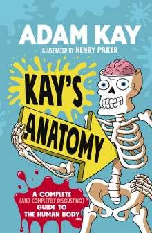 Adam Kay: Kay's Anatomy, Buch