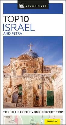 Dk Eyewitness: DK Eyewitness Top 10 Israel and Petra, Buch