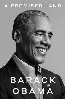 Barack Obama: A Promised Land, Buch
