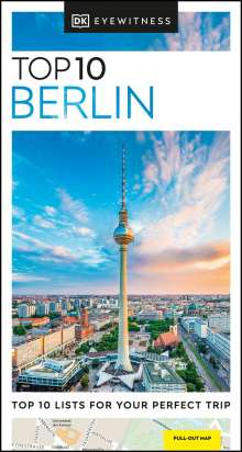 Dk Eyewitness: DK Eyewitness Top 10 Berlin, Buch