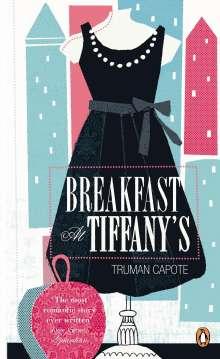 Truman Capote: Breakfast at Tiffany's, Buch