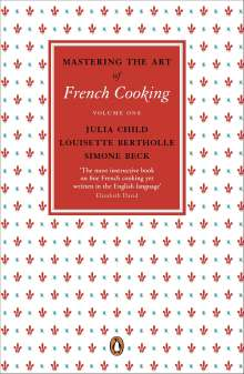 Julia Child: Mastering the Art of French Cooking: Volume1, Buch