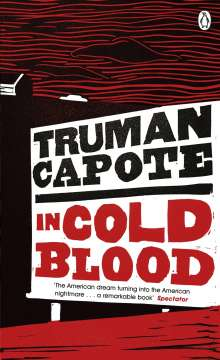 Truman Capote: In Cold Blood, Buch