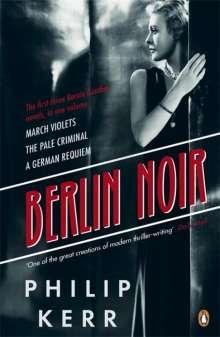 Philip Kerr: Berlin Noir, Buch