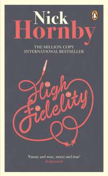 Nick Hornby: High Fidelity, Buch