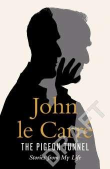 John le Carré: The Pigeon Tunnel, Buch