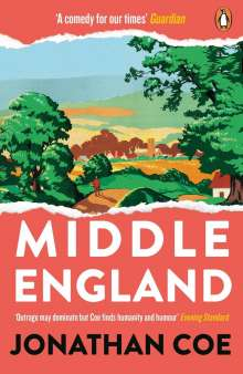 Jonathan Coe: Middle England, Buch