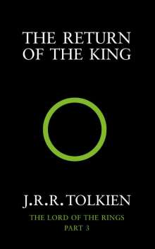 John R. R. Tolkien: The Lord of the Rings 3. The Return of the King, Buch