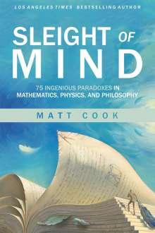 Matt Cook: Sleight of Mind, Buch