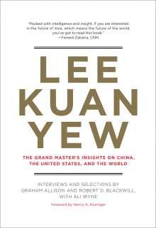 Graham Allison: Lee Kuan Yew, Buch
