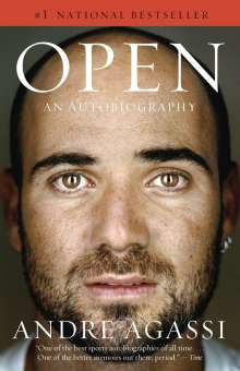 Andre Agassi: Open, Buch