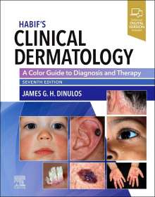 James G. H. Dinulos: Habif's Clinical Dermatology, Buch
