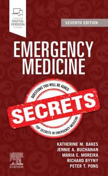 K. Bakes: Emergency Medicine Secrets, Buch