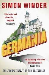 Simon Winder: Germania, Buch