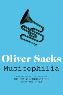 Oliver Sacks: Musicophilia, Buch