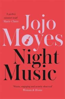 Jojo Moyes: Night Music, Buch
