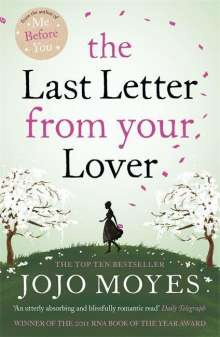 Jojo Moyes: The last letter from your lover, Buch