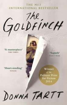 Donna Tartt: The Goldfinch, Buch