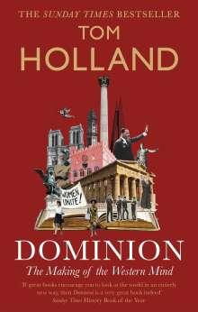 Tom Holland: Dominion, Buch