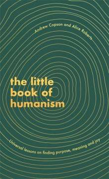 Alice Roberts: The Little Book of Humanism, Buch