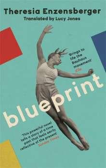 Theresia Enzensberger: Blueprint, Buch