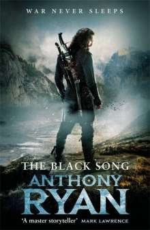 Anthony Ryan: The Black Song, Buch