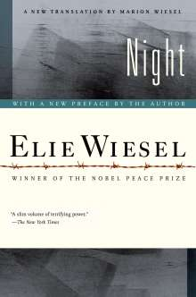Elie Wiesel: Night, Buch
