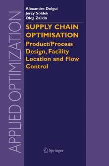 Supply Chain Optimisation, Buch