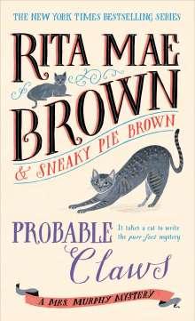 Rita Mae Brown: Probable Claws, Buch