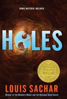Louis Sachar: Holes, Buch