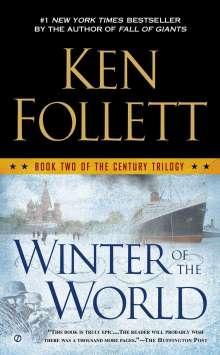 Ken Follett (geb. 1949): Century 2. Winter of the World, Buch