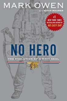 Mark Owen: No Hero, Buch