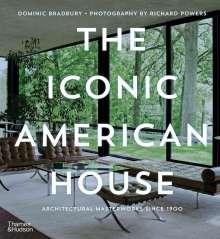 Dominic Bradbury: The Iconic American House, Buch