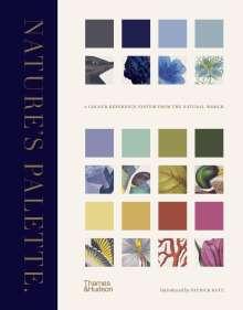 Patrick Baty: Nature's Palette, Buch