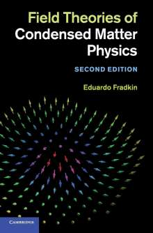 Eduardo Fradkin: Field Theories of Condensed Matter Physics, Buch