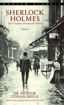 Arthur Conan Doyle: Sherlock Holmes 1, Buch