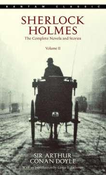 Arthur Conan Doyle: Sherlock Holmes 2, Buch