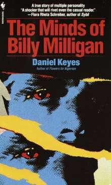 Daniel Keyes: The Minds of Billy Milligan, Buch