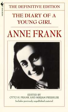 Anne Frank: The Diary of a Young Girl, Buch