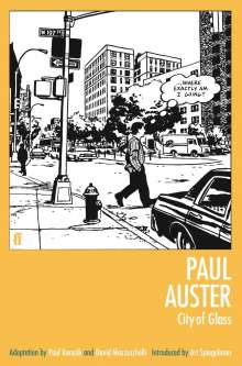 Paul Auster: City of Glass. Graphic Novel, Buch