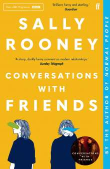 Sally Rooney: Conversations with Friends, Buch