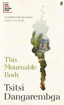 Tsitsi Dangarembga: This Mournable Body, Buch