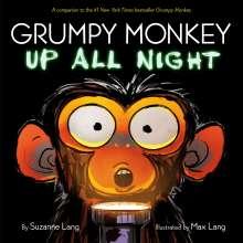 Suzanne Lang: Grumpy Monkey Up All Night, Buch