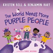 Kristen Bell: The World Needs More Purple People, Buch