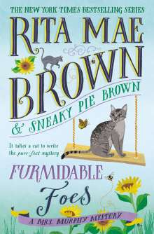 Rita Mae Brown: Furmidable Foes, Buch