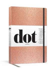 Dot Journal (Rose Gold), Diverse