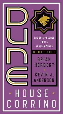Brian Herbert: Dune: House Corrino, Buch
