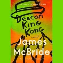 James McBride: Deacon King Kong, 12 CDs